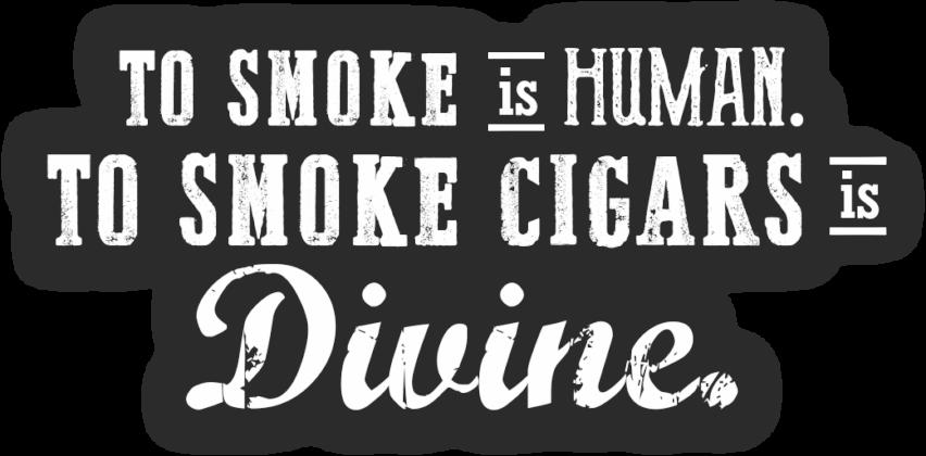 Holy Smokes Cigar Dinner